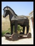 Trojan Horse... by Adaae-stock