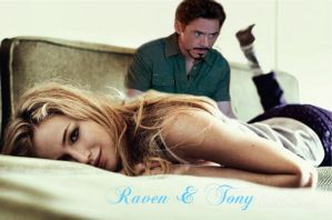 Tony and Raven 2 by Soph-LW