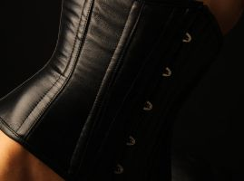 Black Corset by wphotography
