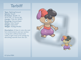 Tarbiff by sylver1984