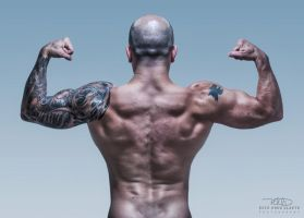 Anatomical Studies: Musculature XI by RuudPhotography
