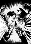 Evil Batman and Robin by Over900000