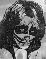 Peter Criss Coin Art by Mr-Mordacious