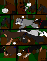 Wolf Tracks page 110 by alicesapphriehail