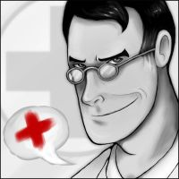 TF2 Medic Spray by angus