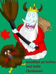Goodbye Thanksgiving by kingofthedededes73
