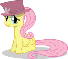 Request 4: Fluttershy by RiskyTheArt