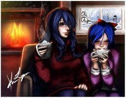 Hot Chocolate in Winter feat. Kego and Rinko  by MaximumImpulse