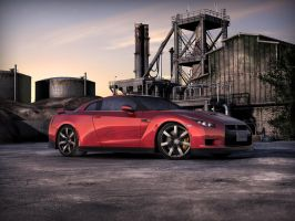 GT-R Refinery by NasG85