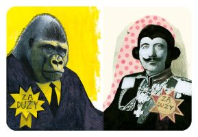 ROYAL PORTRAITS by krecha