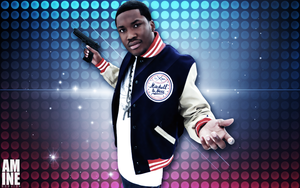 Meek Mill by Aminebjd