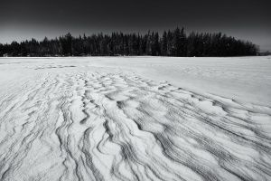 Snow Waves by Nitrok