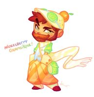 Sugar Rush: Nickelberry CreamsiKole by nicholaskole