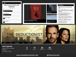 Thedeductionist Ad by just42day87