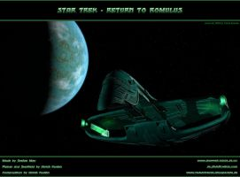 STAR TREK - Return to Romulus by ulimann644