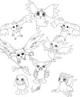 DIGIMON by FDCLACG