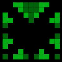 My Logo: Pixalized by Ace-of-Trades