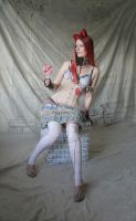 Circus Candy Doll 3 by mizzd-stock