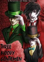 Three Bloody Gentlemen - The Webcomic by FuriarossaAndMimma
