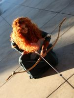 Merida Cosplay (Brave) by AnEmoLullaby89