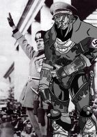 Ganondolf Hitler by adastra57