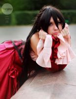 Pandora Hearts: Alice B-Rabbit by Torchilina