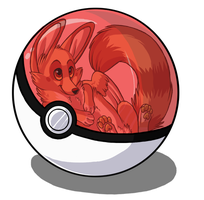 Pokeball by NeonSlushie