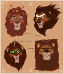 Scar's Lion Guard? by HydraCarina