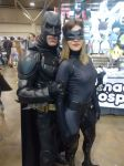 Fan Expo 2014: BatCat by NaruHinaFanatic