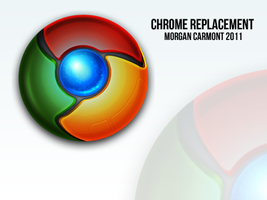 Chrome Replacement Icon by morgcar