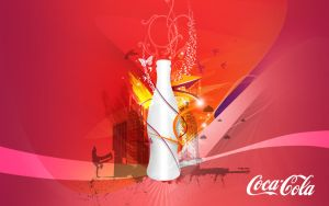 coca-cola by cancera3