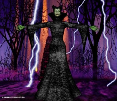 Maelificent by vaia