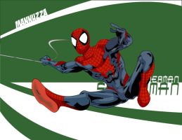 Mannuzza Spiderman House of M by Mannuzza