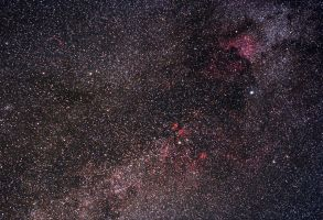 Nebulae complex in Cyg by astrofireball