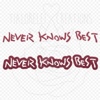 Decal - FLCL - Never Knows Best - Fooly Cooly by TiaLorelei