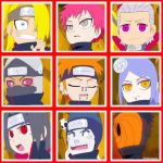 Lol SD akatsuki ^-^ by Deidara-The-Akatsuki