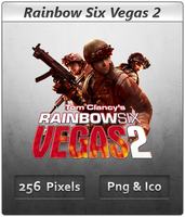 Rainbow Six Vegas 2 - Icon by Crussong