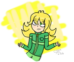 Shrug.png by CremePuffMarshmallow