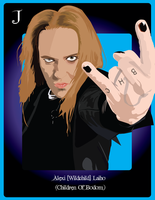 Alexi Laiho by Shadowtm