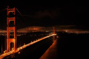 Golden Gate Bridge by dansasajima