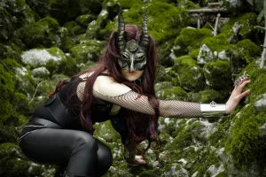 LILITH_The Wild Sorceress by TheOuroboros