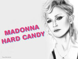 Madonna Hard Candy Wallpaper 2 by Ludingirra