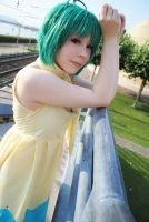 MACROSS FRONTIER : Stars by berylrion
