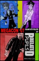 Pixelated Pupils: Megacon 07 by Finfrock