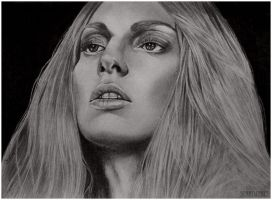 Gaga by scary-scenes