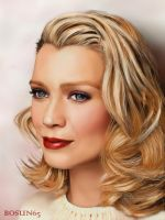 Laurie Holden by Benbella-Marzahan