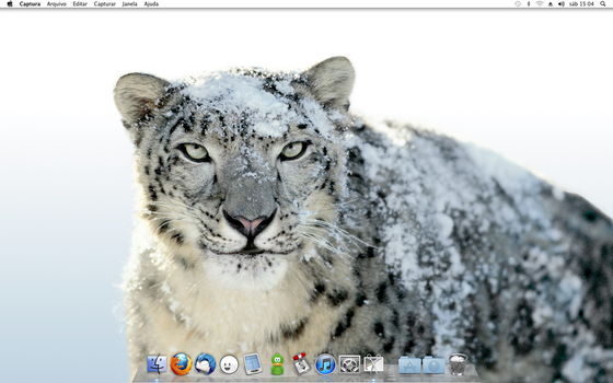 The Snow Leopard by kErNeL-sCrIpT