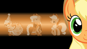 Applejack Wallpaper by ShelltoonTV