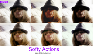 softy actions by sasa-92