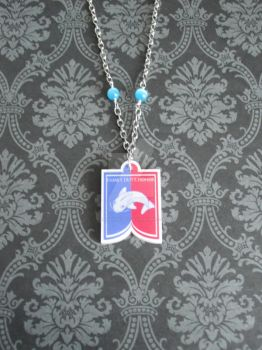 GOT House Tully Necklace by AriesNamarie